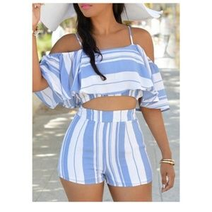 Pants - 2PC SHORT SET
